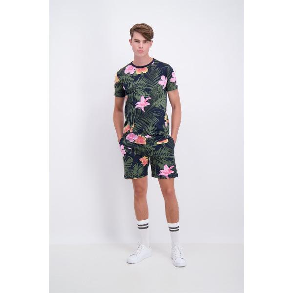 Floral Men's Shorts Shine Original