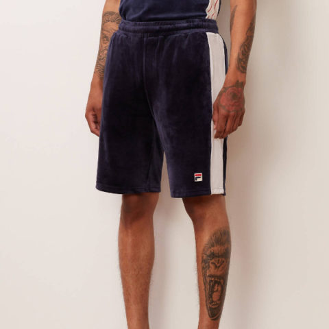 Fila Men's Sheehan Short Velour