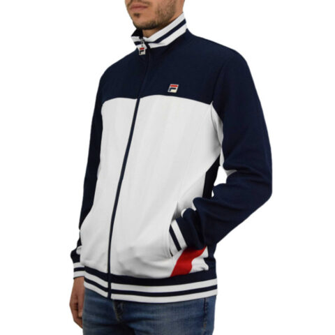Fila Men's Tiebreaker Track Jacket
