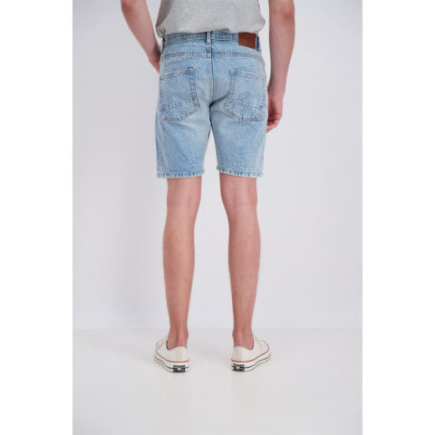 Shine Original Jeans Shorts Bleach Indigo