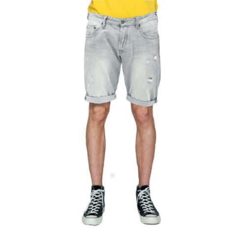 Staff Men's Jeans Shorts Paolo Grey