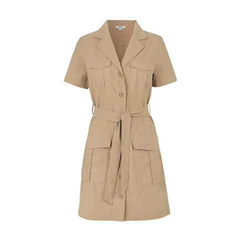 MbyM Lorrenna / Γυναικείο Σαφάρι Φόρεμα