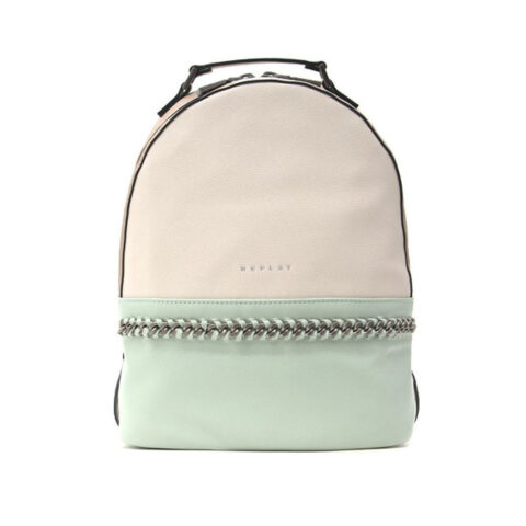Replay Backpack In Hammered Eco-Leather
