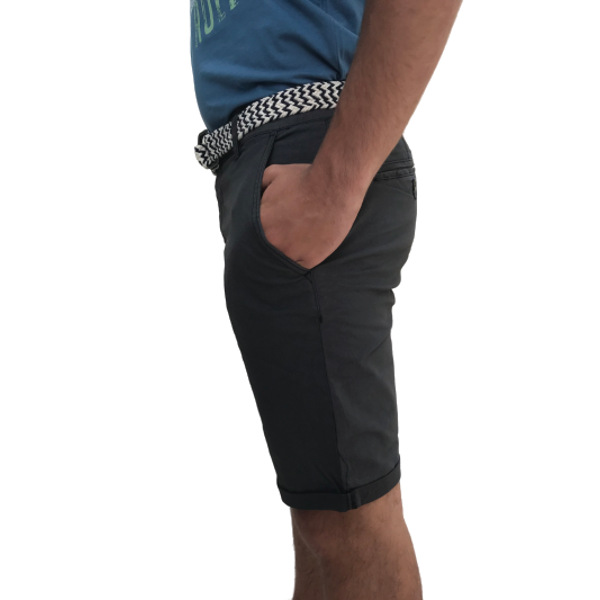 Shine Original Chino Shorts Dusty Black
