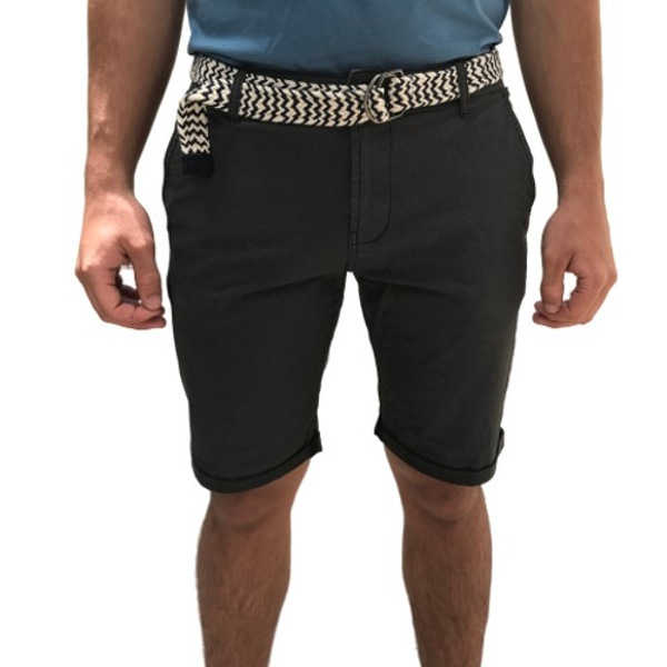 Shine Original Chino Shorts Dusty Black