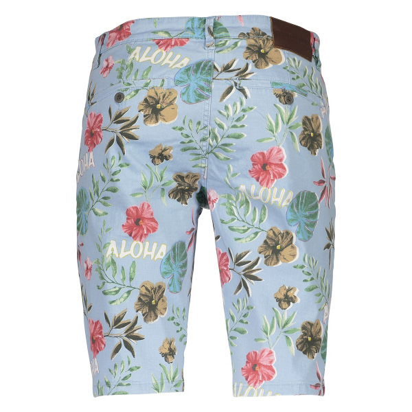 Shine Original Chino Shorts Floral Print
