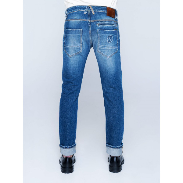 Staff Men's Jeans Recoil Regular Tapered/Fit