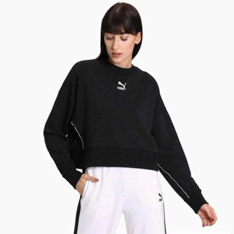 Puma Classics Cropped Women's Sweater