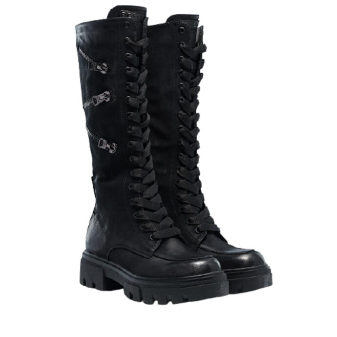 Replay Women's Nore Lace-Up High Boots