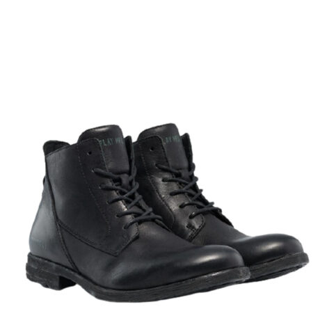 Replay Men's Gunhill Leather Mid Boots