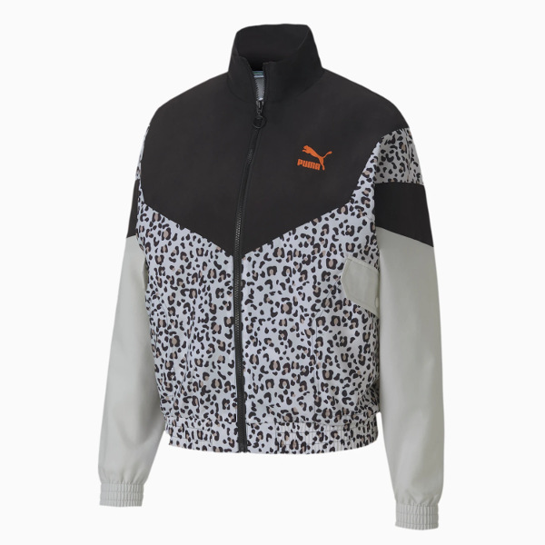 Tailored for Sport Women's Printed Track-Jacket