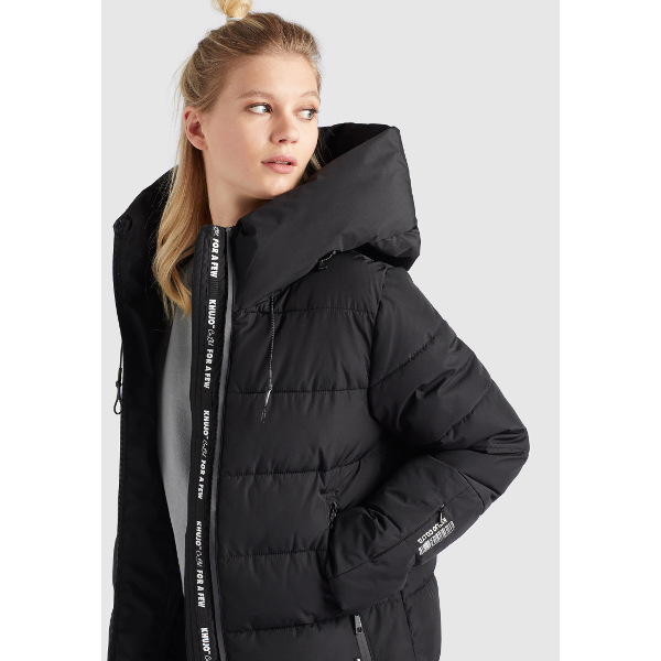 Khujo Women's Quilted Jacket Jilias