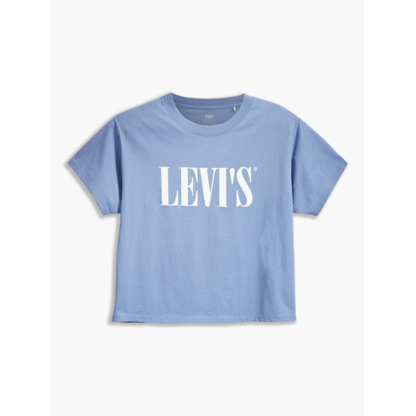 Levi's® Graphic Varsity Tee - Serif Colony-Blue