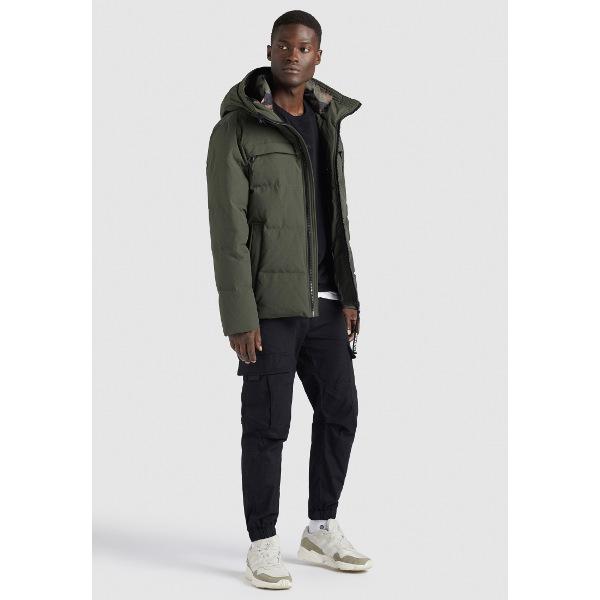 Khujo Men's Quilter Jacket Terry