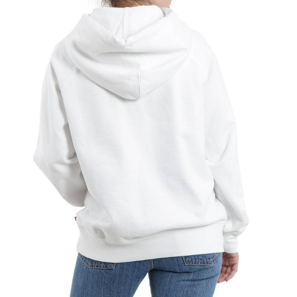 Levi's® Graphic Sport Housemark Hoodie White