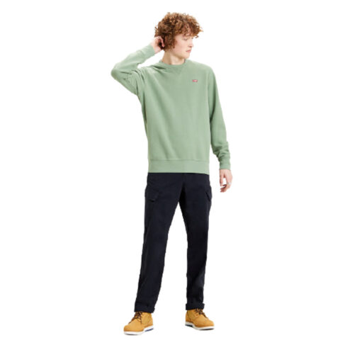 Levi's® New Original Crew - Hedge Green