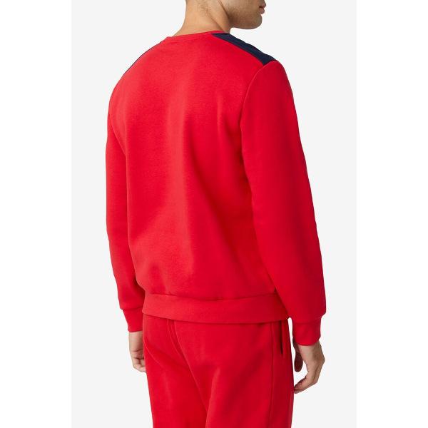 Fila Men's Basil 2 Crew Sweatshirt