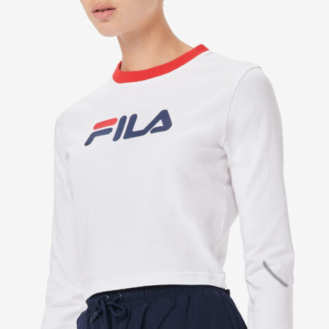 Fila Women's Crop T-Shirt Jaya