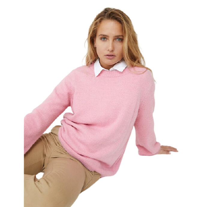MbyM Helanor Ice Knit - Pink
