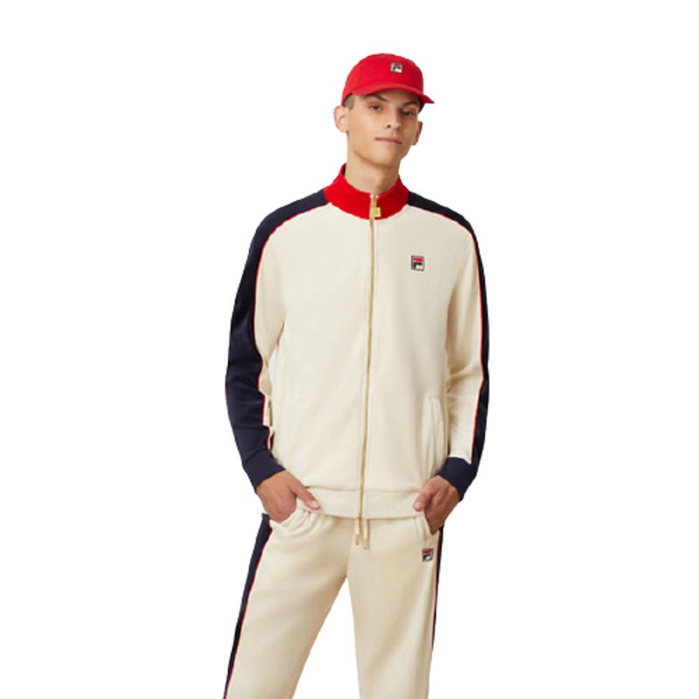 Fila Men's Cima Velour Jacket