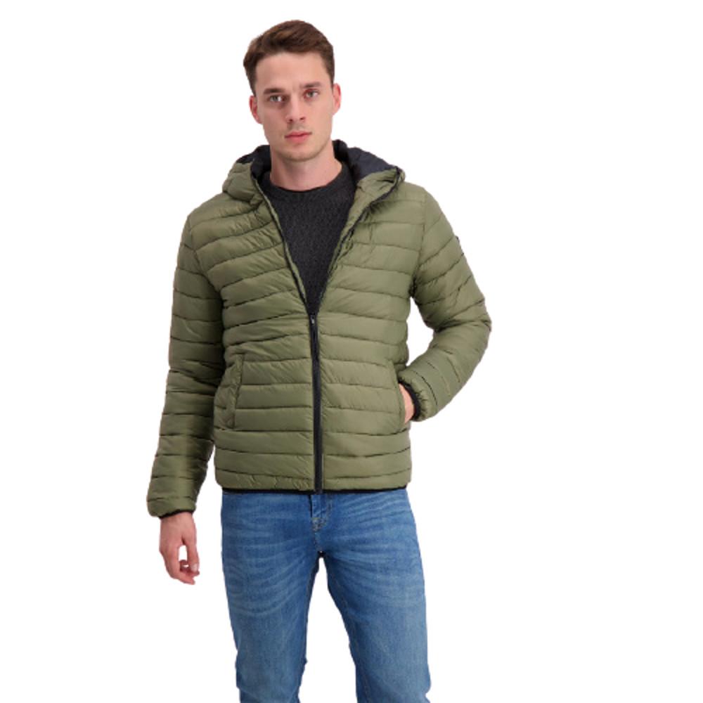 Lindbergh Men's Winter Puffer Jacket