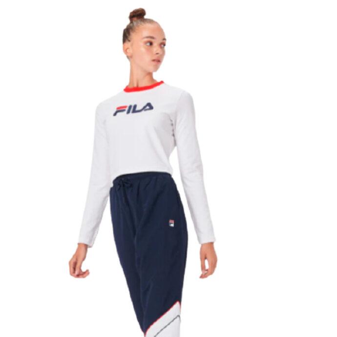 Fila Women's Crop T-Shirt Jaya