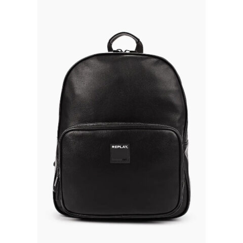 Replay Men's Eco-Leather Back-Pack