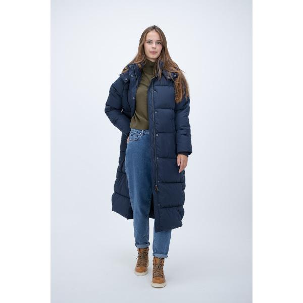 MBYM Women's Ela Slit Jacket Blue