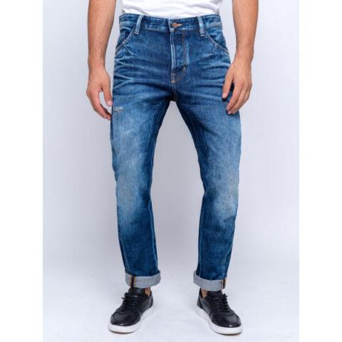 Staff Arion Men's Jeans Pants Blue