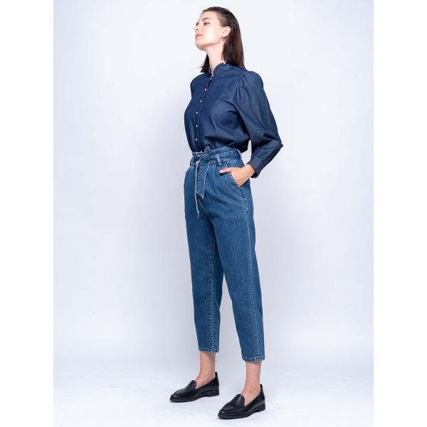 Staff Ralita Women's Jeans Pant Blue