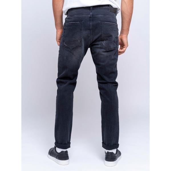 Staff Sapphire Men's Jean's Pants Black
