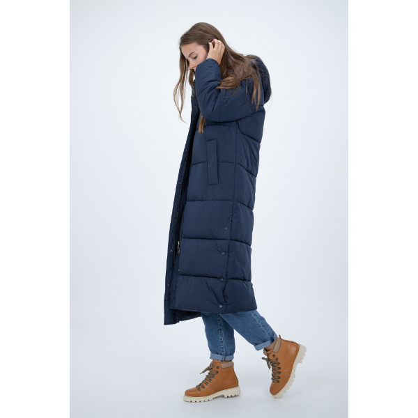 MBYM Women's Ela Slit Jacket Blue