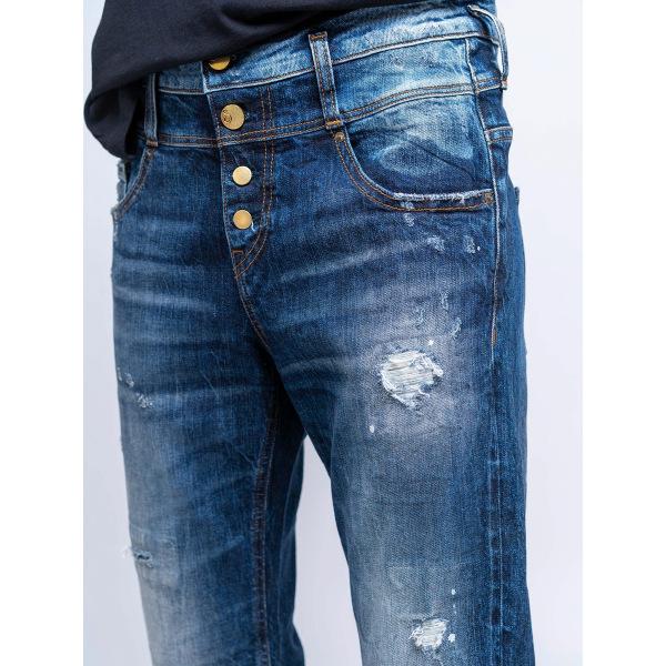Staff Women's Irene Cropped Pants Jeans