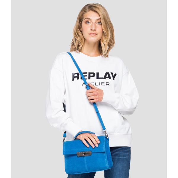 Replay Women's Atelier Crewneck Sweatshirt
