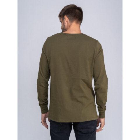 Staff Men's Oliver T-Shirt Khaki