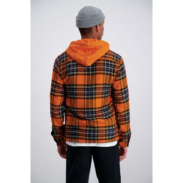 Shine Original Men's Checked Overshirt