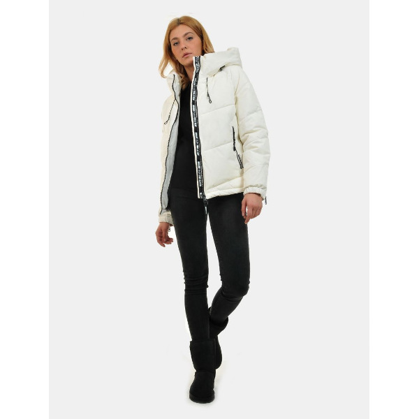 Khujo Esila Women's Off-White Jacket