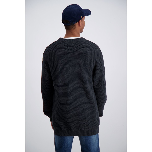 Shine Original Men's Pullover Black Melange