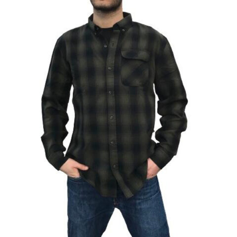 Shine Original Men's Checked Shirt Army