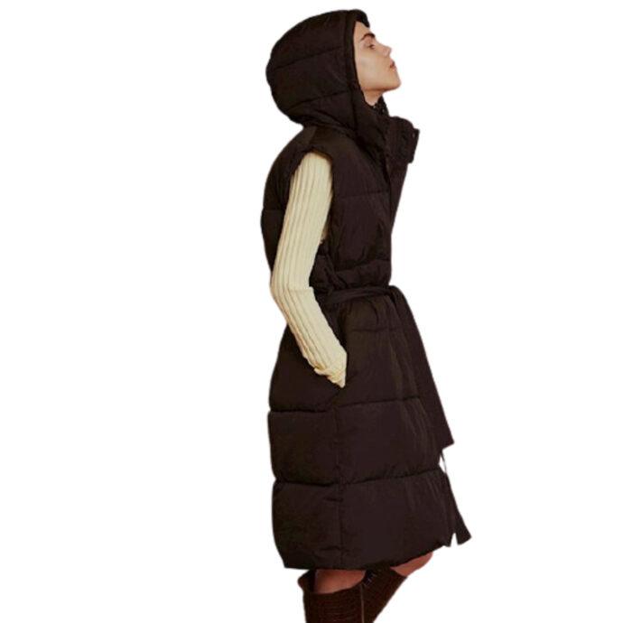 MBYM Women's Sabreen Vest-Black