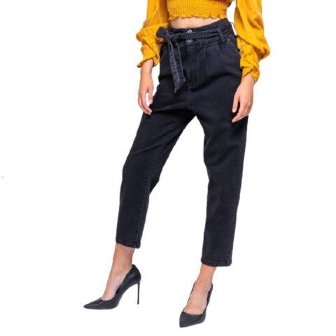 Staff Ralita Women's Jeans Pant Black