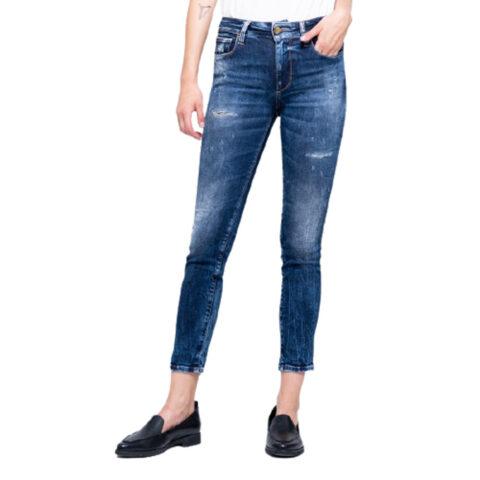 Staff Sandra Women's Jeans Pants Blue