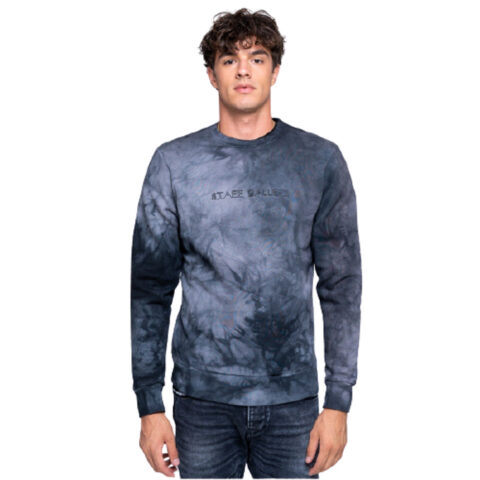 Staff Men's Byron Sweat Crew Neck Tie-Dye