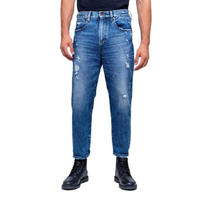 Staff Frank Men's Blue Jeans Pants