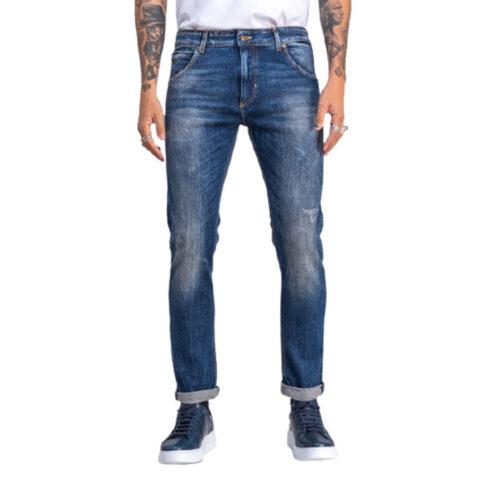 Staff Recoil Men's Jeans Pants Blue