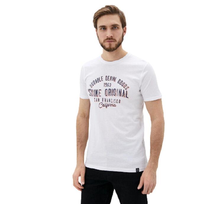Shine Original Men's T-Shirt White