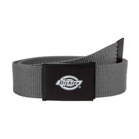 Dickies Unisex Belt Grey