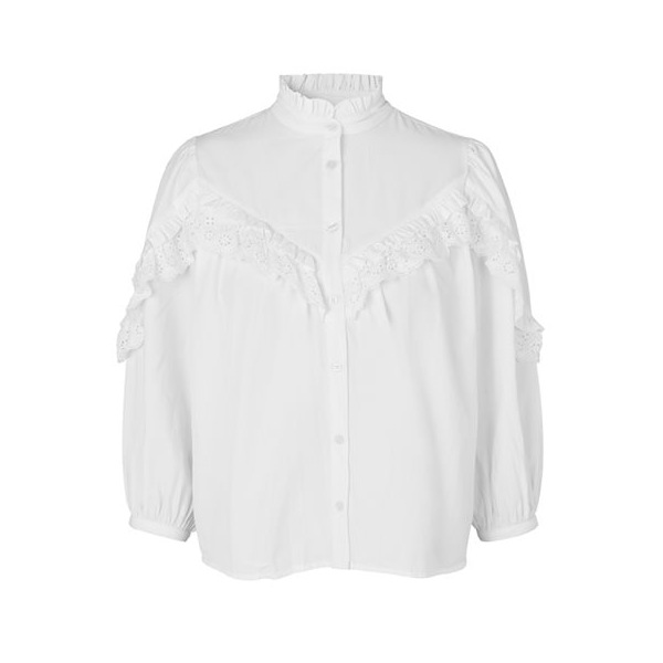 MbyM Romanova Women's Shirt White