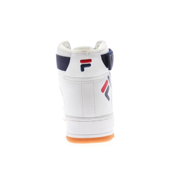 Fila FX100-BIG LOGO Men's White Sneakers