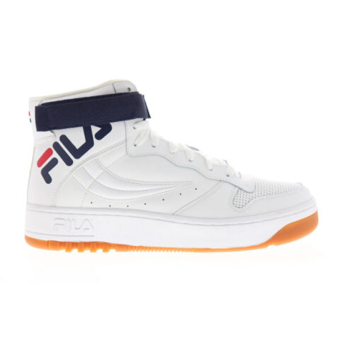 Fila FX100-BIG LOGO Men's White Sneakers